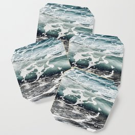Clearly Coaster