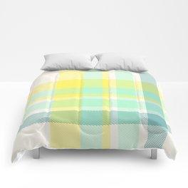 Summer Plaid 11 Comforters