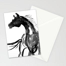 Horse (Ink sketch) Stationery Cards