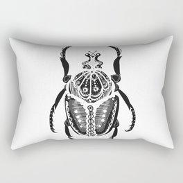 Amiga fiesta beetle Rectangular Pillow
