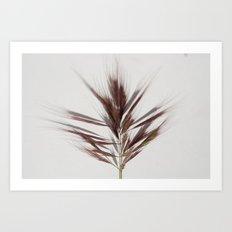 grass2 Art Print
