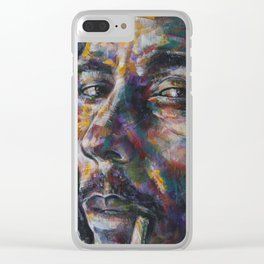 Jamming Clear iPhone Case