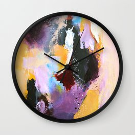 She Is Enough Wall Clock