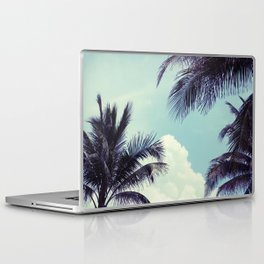 Welcome to Miami Palm Trees Laptop & iPad Skin