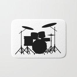 Drum Kit Bath Mat