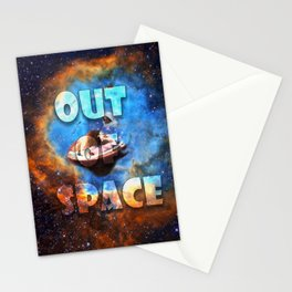 outaspace Stationery Cards