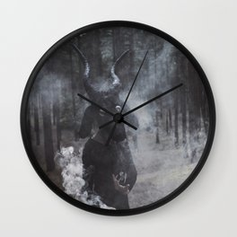 Relentless. Wall Clock