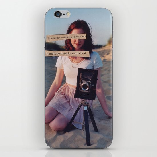 understand life iPhone & iPod Skin