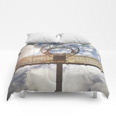 Hoosier Basketball Comforters