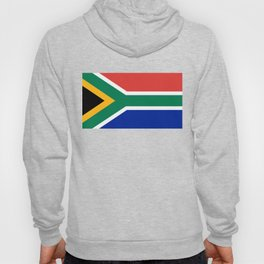 Flag of South Africa, Authentic color & scale Hoody
