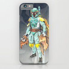 Star Wars Boba Fett and friends iPhone 6 Slim Case