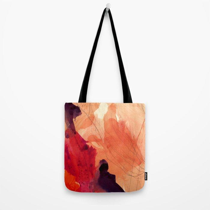 gestural abstraction 01 Tote Bag