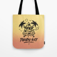 Paradise Slice Tote Bag