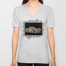 1965 Shelby AC Cobra Unisex V-Neck