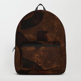 Stout Beer Typography Backpack