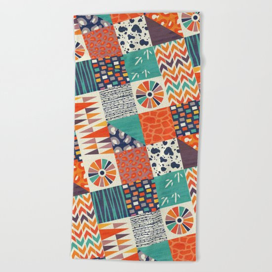 OUT OF AFRICA Beach Towel