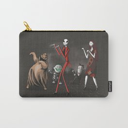 Thriller before Christmas Carry-All Pouch