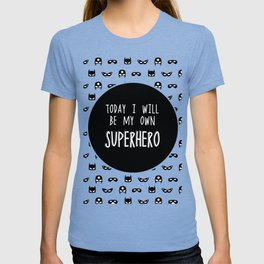 My own superhero T-shirt