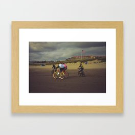 The Beach Boys Framed Art Print