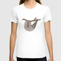 sloth T-shirts featuring Sloth by Nemki