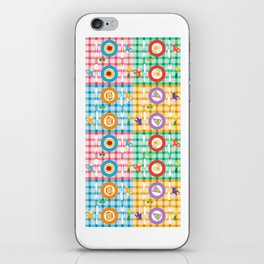 dining table iPhone Skin