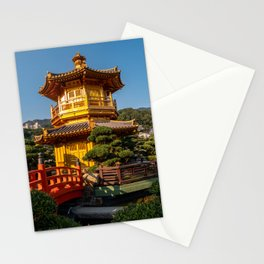 Pavilion of Absolute Perfection, Nan Lian Garden, Hong Kong Stationery Cards