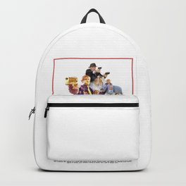 The Office - Threat Level Midnight Backpack