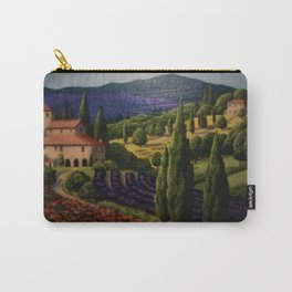 Tuscany Carry-All Pouch