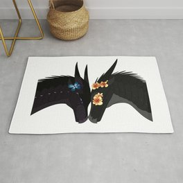 Wings of Fire - Dragon Flame Rug