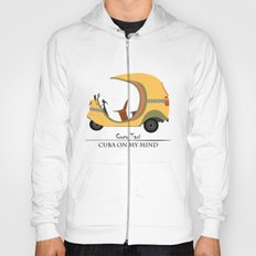 Coco Taxi - Cuba in my mind Hoody