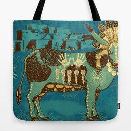 Cowchina Tote Bag