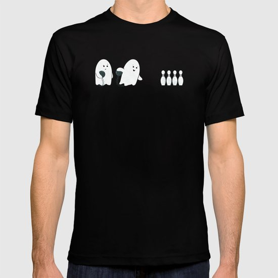 Bowling Ghost T-shirt
