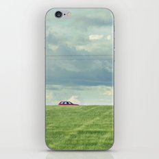 Carretera Solitaria iPhone & iPod Skin