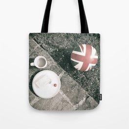 British Sunday | Still Life 88B Tote Bag