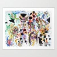 Euphoric Minds Art Print