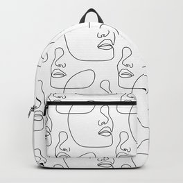 Chin Up Backpack