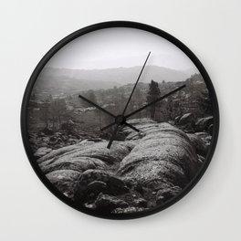 Somewhere III Wall Clock