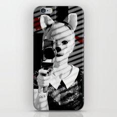 Fox Blood iPhone & iPod Skin