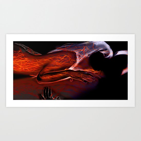 Massurrealism 02 Art Print