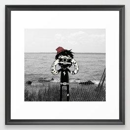 Leica Framed Art Print
