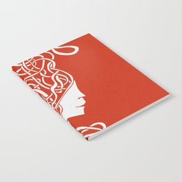 Iconia Girls - Ella Red Notebook