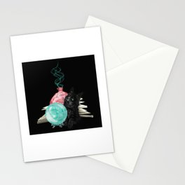 The Witch's Kitten Stationery Cards