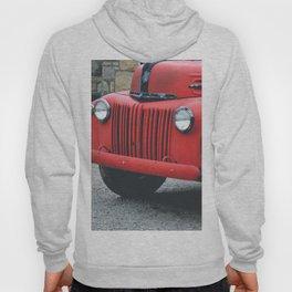 Vintage Fire Truck Hoody