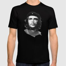 Che Black Mens Fitted Tee MEDIUM