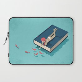 Relaxing Laptop Sleeve