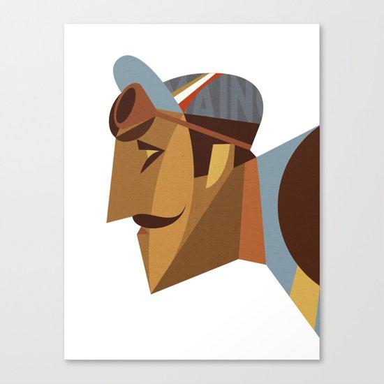 Maino Color Canvas Print