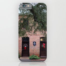 Old  Brunswick County Jail iPhone Case
