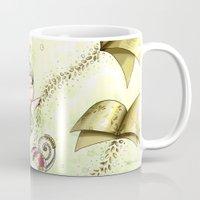 journey Mugs featuring Journey by  • naylapulga