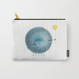 Poofy Poofus Carry-All Pouch