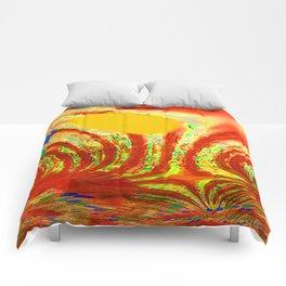 Tra i campi Comforters